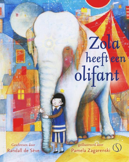 Zola heeft een olifant